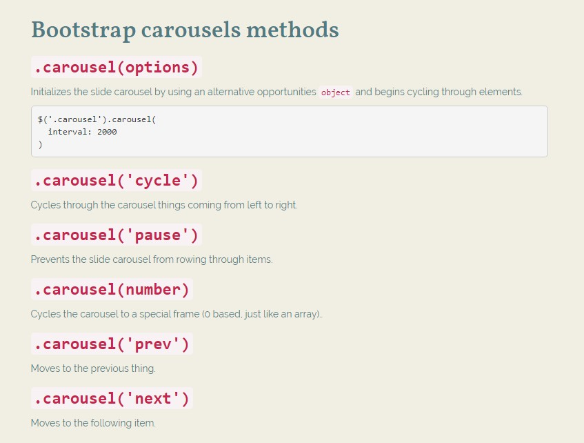 Mobirise Releases Bootstrap Carousel Template